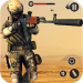 One Man Without Cover Fire Army Gun Shooting Games v9.3.3 [MOD]