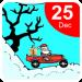 Christmas Santa Car Gift Delivery Racing Game v7.8.8 [MOD]