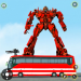 Police Robot Bus Transformation Car Game v3.9.2 [MOD]