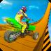 Mega Ramp Tricycle Moto Bike GT Stunt Racing Games v2.0 [MOD]